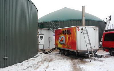 ohrev fermentora