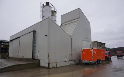 Ohrev vody pre betonarne